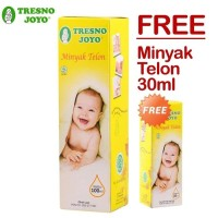 Tresno Joyo Minyak Telon Buy 1 Get 1 - 100ml free 30ml