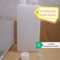 Botol Plastik Jerigen 1 L Standard Tutup luar dalam
