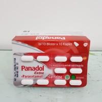 Panadol Extra Merah (PER STRIP @ 10 TABLET)