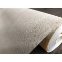 Wallpaper Vinyl Termurah Polos Bertekstur Tebal Timbul Glitter Cream