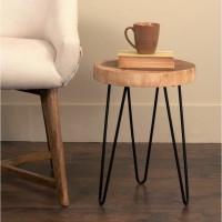 meja kayu jati / meja samping / side table ,/ meja ruang tamu