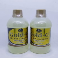 Jelly Jely Jeli Gamat Gold G 320ml 320 ml original asli