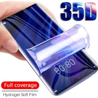 HYDROGEL iPhone SE 2020 SCREEN PROTECTOR DEPAN FULL COVER - CLEAR