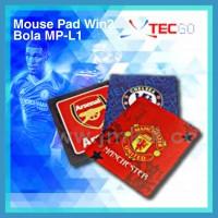 MOUSE PAD Win2 Bola MP-L1