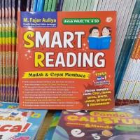 buku anak untuk PAUD TK SD Smart Reading mudah dan cepat membaca
