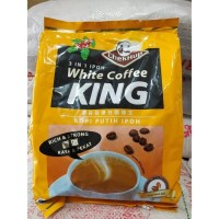 Kopi Chek Hup 3 in 1 Ipoh White Coffee King Import Malaysia