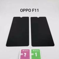 TEMPER GLASS ANTI SPY OPPO F5/ F7/F9/F1s/F11/F11 PRO ANTI PRIVACY