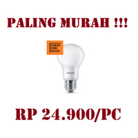 Lampu LED Philips Phillips 6W 6 Watt PALING MURAH