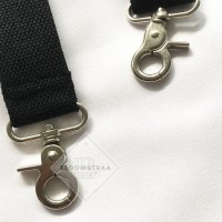 Bag Strap Cotton Kakak Tua 2,5cm ATG Tali Tas Katun Bag Straps 25 mm