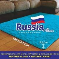 Karpet Bulu Rasfur Pillow Lembut
