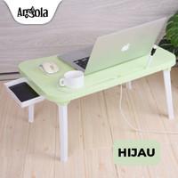 Meja Lipat C10 Meja Laptop Meja Belajar Meja Tempat Tidur Meja Anak