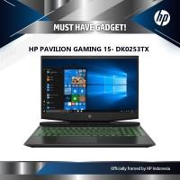 HP Pavilion Gaming 15-dk0253TX i7-9750H 8GB 256GB SSD+1TB GTX1660ti