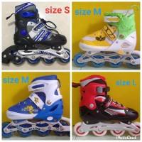 Sepatu Roda Anak/ Sepatu Roda Inline Skate BAJAJ Free Bag