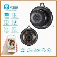 HD Wireless Mini IP Camera / IPCAM Wifi Smart Net Cam Aplikasi V380