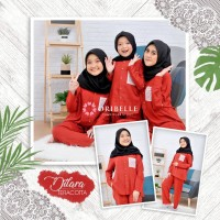 Dilara setelan homewear kids size 10,12 by Oribelle basic