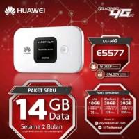 modem huawei E5577C LCD UNLOCK-GAransi Resmi