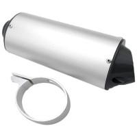 Muffler Pipa Knalpot 38mm Universal untuk Motor