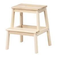 Unik IKEA BEKVAM - Bangku Tangga bahan kayu - Step Stool Berkualitas