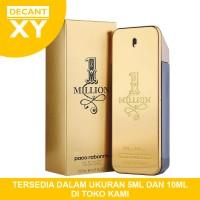 Decant 10ml Parfum PR One Million /1 million