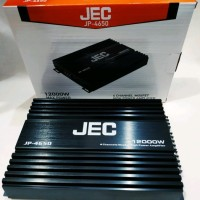 Power JEC JP4650 4 CH Power Amplifier MOSFET High Power Amplifier