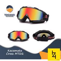 Kacamata Cross Ski Outdoor MT02 Unisex Bicycle Motorcycle Goggles