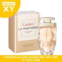 Decant 10ml Parfum Cartier La Panthere Legere