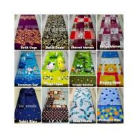 BBYS Sarung Kasur Busa Resleting No 4 Ukuran 90 x 200 x 15 Re Sleting