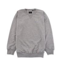 Costuum Okame Reguler Long Crewneck Sweater Misty Grey