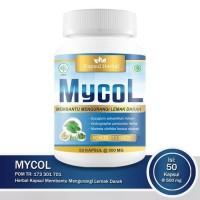 MYCOL Obat Herbal Menyembuhkan dan Menurunkan Kolesterol Tinggi Murah
