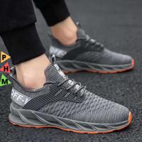 PHM Shoes Sepatu Pria Sneakers Import Sepatu Olahraga Kasual PHM107