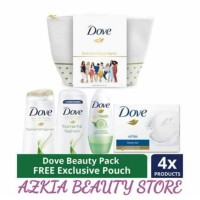 DOVE BEAUTY TRAVEL PACK (NEW)