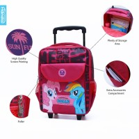 "Tas Troli My Little Pony Squad Trolley 14"" / Adinata 1929-0649"