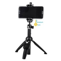 Tongsis Yunteng YT-9928 Tripod 3 in 1 Selfie Stick Bluetooth Remote