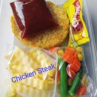 RN Chicken Steak Ekonomis