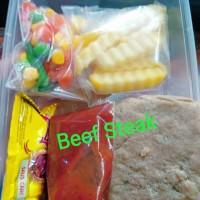 RN Beef Steak Ekonomis