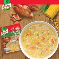 Royco Sup Krim Kepiting Dan Jagung 50 Gr - Instant Cream Soup