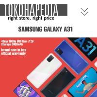 Samsung Galaxy A31 6/128gb Garansi Resmi SEIN