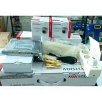Paket CCTV DVR 16 Channel HIKVISION (Up to 5MP) untuk 6 Kamera