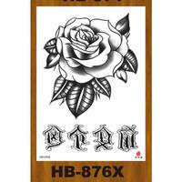 Tattoo/Tattoo temporary/Tattoo Temporer/Tatto 21x15cm HBX 876897