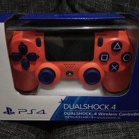 Stick Ps4 / Ds Ps4 Orange Led bar Op