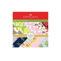 Faber-Castell Origami Washi Paper Knitting Pattern 15x15