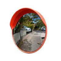 Convex Mirror 80 cm Kaca Cembung Safety Jalan Tikungan Outdoor