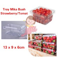 Mika STRAWBERRY / TRAY STROBERI / MIKA TOMAT CHERRY / MIKA BUAH