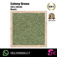 Keramik Lantai 30x30 Colony Green