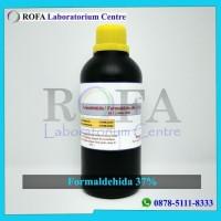 BEST SELLER Formaldehida | Formaldehyde | CH2O 37% 500 mL