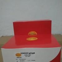 BEST SELLER Dengue IgG.IgM Card Isi 25 Merk Glory
