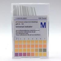 BEST SELLER kertas ph merck universal 0-14