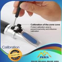 BEST SELLER Salinity Refractometer alat ukur kadar garam asin laut