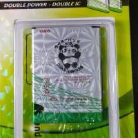 baterai batre battery rakkipanda samsung J1 2016 J120 Double
