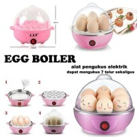 Pengukus telur Fleco YS 203 Electric Egg Cooker Boiler